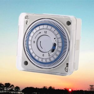 New Design Analogue Time Switch Without Pointer (AHC712) pictures & photos