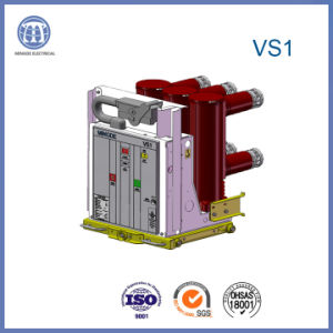 7.2 Kv-1250A Vs1 Handcart Type Indoor Vacuum Circuit Breaker pictures & photos