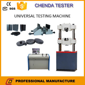 Hydraulic Test Instrument with Wew-1000b Model pictures & photos