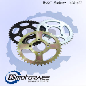 Motorcycle Sprocket 428-42t
