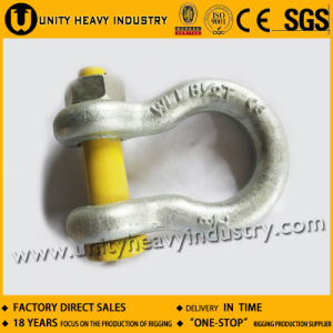 U. S Type G 2130 Bolt Safety Drop Forged Anchor Shackle