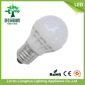 3W PP Body E27 B22 LED Plastic Bulb pictures & photos