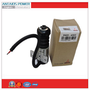Magnet Solenoid for Deutz Engine 0423 4303 pictures & photos