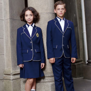 New Designing 100% OEM Cheap Price Factory Outlets School Uniform pictures & photos