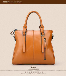 High Quality New Korea Style Design Leather Lady Handbags