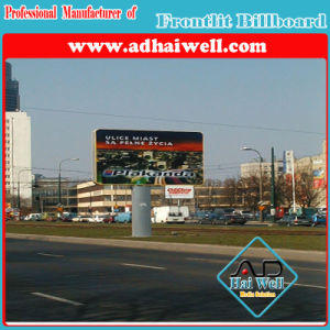 PVC Flex Banner/Poster Material Billboard pictures & photos