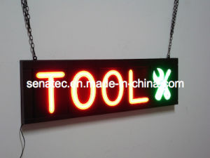 LED Signage, Connectable, Changeable, High Flexibility! Look Like Neon.