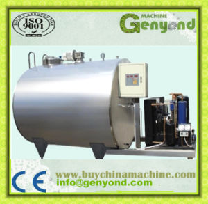 Stainless Steel Milk Cooler Tank for Milk Processing pictures & photos