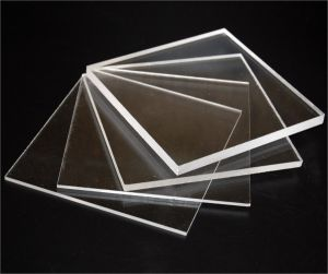 1/8′′ Clear Cast Acrylic Sheet From Alands pictures & photos