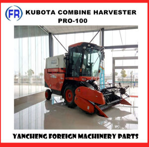 Rice Combine Harvester PRO-100 pictures & photos