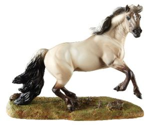 Customized Resin Horse for Table Decoration pictures & photos