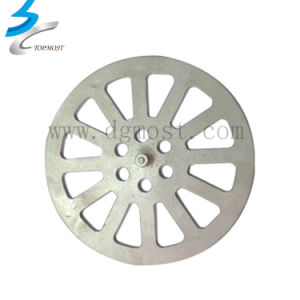Stainless Steel Construction Hardware Investment Casting Wheel pictures & photos