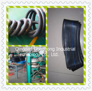 High Quality Natural Rubber Motorcycle Inner Tube (3.50-10) pictures & photos