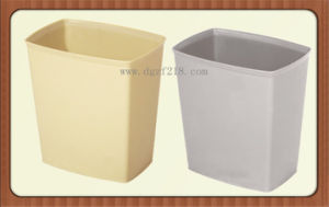 Canada High Quality PP Garbage Can for Office Supplier pictures & photos