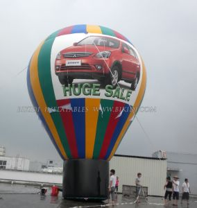 Inflatable Advertising, Custom Balloons, Inflatable Hot Air Balloon with Logo Printing (K2010) pictures & photos
