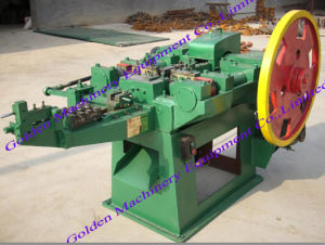 Automatic Professional Wire Steel Nail Production Line Making Machine pictures & photos