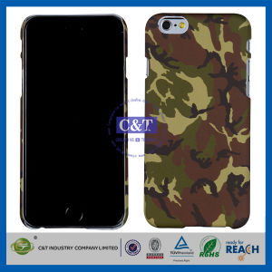 C&T Latest Camouflage Mobile Phone Back Cover Case for iPhone 6 pictures & photos