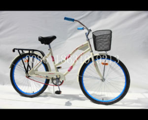 "26"" City Bike with Long Handle Bar (HC-LD-2640) pictures & photos"