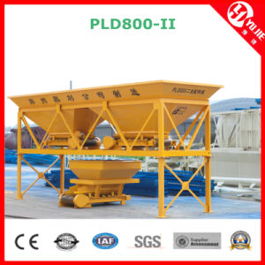 PLD800 Small Concrete Batching Machine pictures & photos
