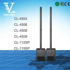 Cl-4506 6lf Plus 4hf Public PRO Line Source Column Speaker pictures & photos