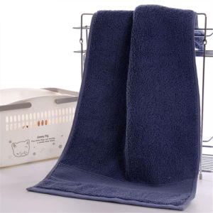 100% Cotton Towel Bath Hand Floor Face Towel Manufacturer (TOW-004) pictures & photos