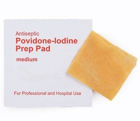 High Quality Povidone Iodine Prep Pad Machinery pictures & photos