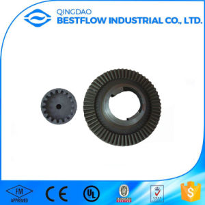 Oil Pump Body Ductile Iron Casting Sand Casting pictures & photos