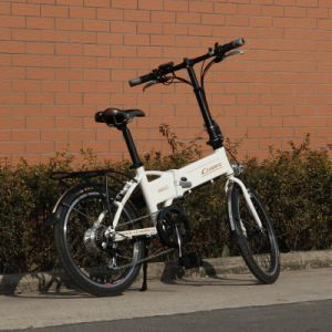 Kids En15194 Approved Folding Electric Bike (CB-20F04)) pictures & photos