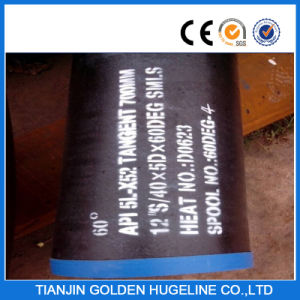 R=5D, 90 Degree Welded Carbon Steel Bend Pipe pictures & photos