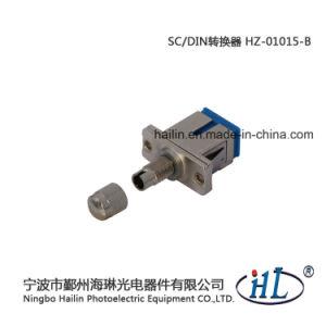 Fiber-Opticalal Communications Sc-DIN/Sm/PC Fiber Optic Adapter pictures & photos