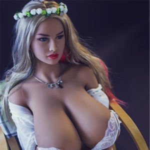 156cm European Sexy Girl Silicone Doll with Huge Breast Sex Toy pictures & photos