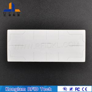 UHF Anti-Tearing Self-Adhesive RFID Label Tag for Glass Surface pictures & photos