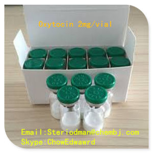 High Quality Peptides Oxytocin Acetate Uteracon for Hasten Parturition pictures & photos