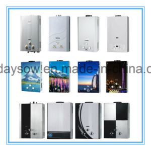 Home Heating Gas Boiler, Tankless Instant Gas Water Heater, 16kw Gas Water Heater pictures & photos