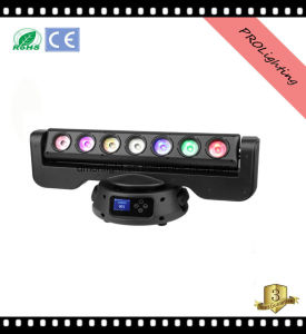 7X40W RGBW LED Moving Head Lights