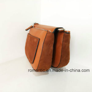 Wholesale Classical Lady PU Handbags Plush Hand Bags (NMDK-033002) pictures & photos