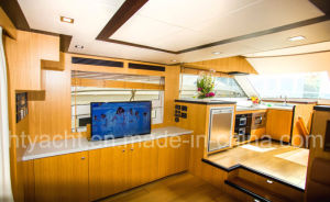 46′ Luxury Yacht Fiberglass Hangtong Borose 46 Factory-Direct Customizable pictures & photos