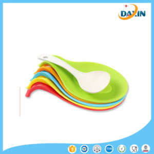 Wholesale Large Size Colorful Multipurpose Meal Spoon Silicone Scoop Mat pictures & photos