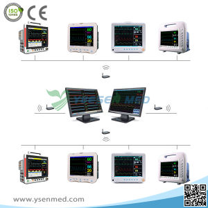 Ysuc10A Central Monitoring System Brochure Patient Monitor Central Monitoring System pictures & photos
