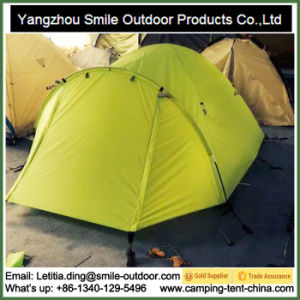 4 Person Ad Business Automotive Dome Exhibition Camping Tent pictures & photos