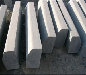 Blue Limestone Kerbstone for Construction & Landscaping pictures & photos