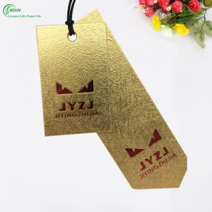 Garment Label Hang Tags Clothing Label (KG-PA046) pictures & photos