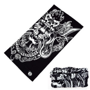 2016 Fashion Cheap Custom Promotional Transfer Printed Multifunctional Bandana Tube Magic Scarf pictures & photos