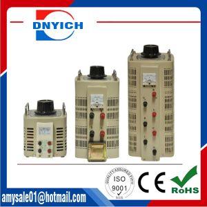Stablizer Voltage Regulator Tdgc2, Tdgc2j, Tsgc2, Tsgc2j Single Phase 2-250V Input Three Phase 0-430V Input or pictures & photos