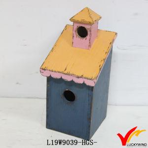 Rustic Antique Decorative Wooden Birdhouse pictures & photos