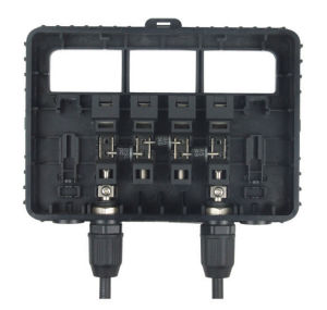 PV Panel Junction Box for Sun Power System pictures & photos