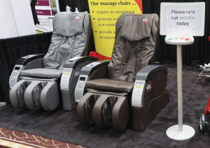 Popular Credit Card Massage Chair Vending pictures & photos