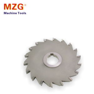 Side Edge Welding Tungstan Steel Rough Grooving Milling Cutter pictures & photos