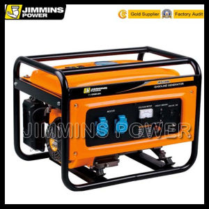 2kw 2kVA 2000W for Honda Type Air Cooled Single Phase Portable Gasoline Electric Generator Set Price (JPG2500L/E 50Hz 3000rpm 110/220/230/240/250V) pictures & photos