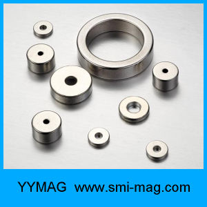 High Quality Ferrite and Neodymium Ring Magnet for Sale pictures & photos